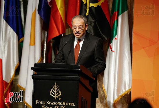 مؤتمر تعزيز التعاون الدولى فى مواجهة الإرهاب (26)