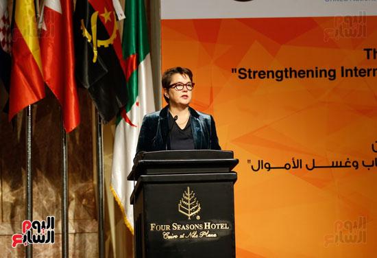 مؤتمر تعزيز التعاون الدولى فى مواجهة الإرهاب (28)