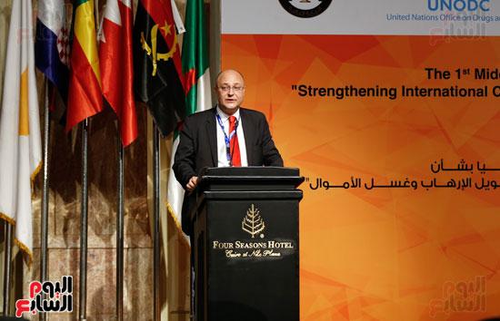 مؤتمر تعزيز التعاون الدولى فى مواجهة الإرهاب (6)