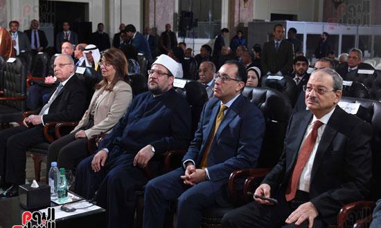 مؤتمر تعزيز التعاون الدولى فى مواجهة الإرهاب (5)