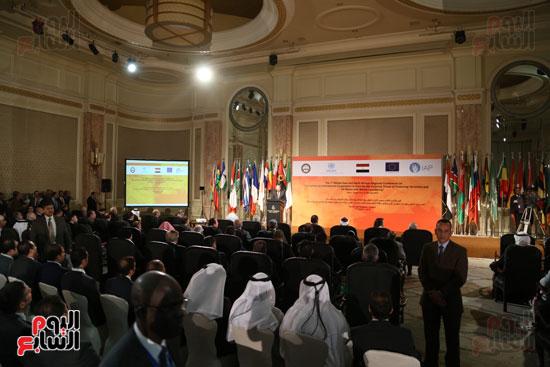 مؤتمر تعزيز التعاون الدولى فى مواجهة الإرهاب (15)