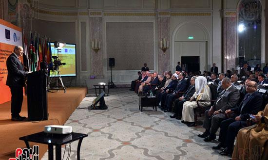 مؤتمر تعزيز التعاون الدولى فى مواجهة الإرهاب (8)
