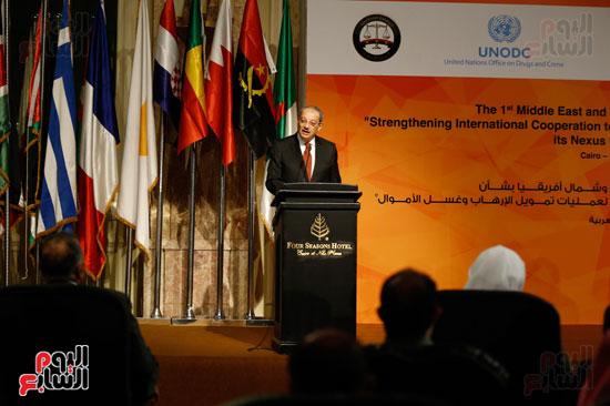 مؤتمر تعزيز التعاون الدولى فى مواجهة الإرهاب (25)