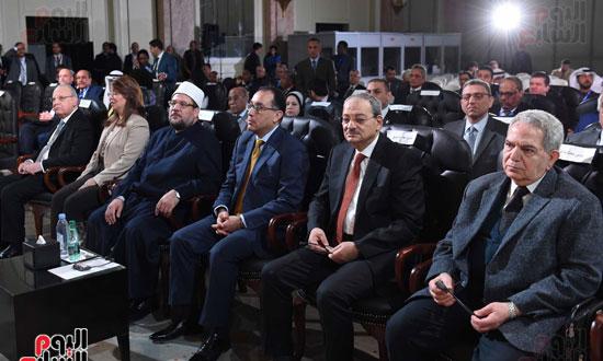 مؤتمر تعزيز التعاون الدولى فى مواجهة الإرهاب (4)