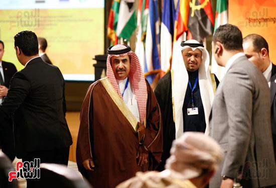 مؤتمر تعزيز التعاون الدولى فى مواجهة الإرهاب (16)