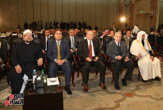 مؤتمر تعزيز التعاون الدولى فى مواجهة الإرهاب (14)