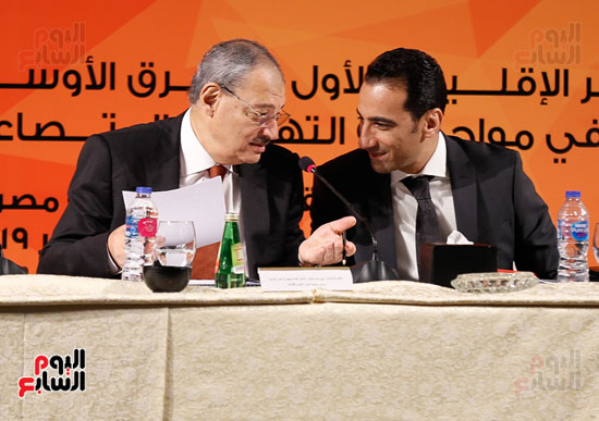 جلسة الإطار القانونى لمكافحة تمويل الإرهاب وغسل الأموال (20)