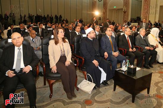 مؤتمر تعزيز التعاون الدولى فى مواجهة الإرهاب (11)