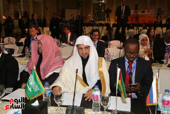 جلسة الإطار القانونى لمكافحة تمويل الإرهاب وغسل الأموال (9)