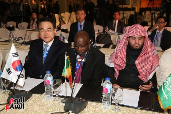 جلسة الإطار القانونى لمكافحة تمويل الإرهاب وغسل الأموال (5)