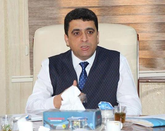 خالد شكشاك رئيس ديوان المحاسبة فى ليبيا