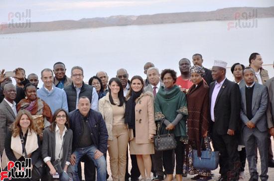 5-وزراء-وسفراء-الدول-الإفريقية