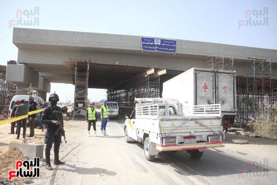 جولة وزير النقل لاشارات مغاغة (11)