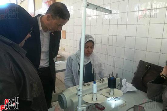 المدارس الصناعية بنات بكفر الشيخ (24)