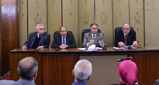 اجتماع لجنة المشروعات المتوسطة والصغيرة ومتناهية الصغر (7)