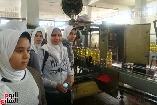 المدارس الصناعية بنات بكفر الشيخ (12)