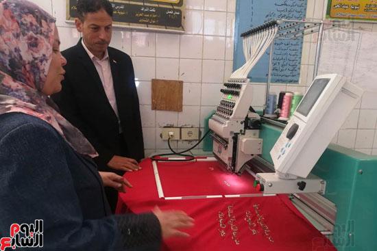 المدارس الصناعية بنات بكفر الشيخ (15)