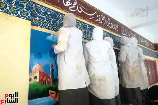 المدارس الصناعية بنات بكفر الشيخ (9)