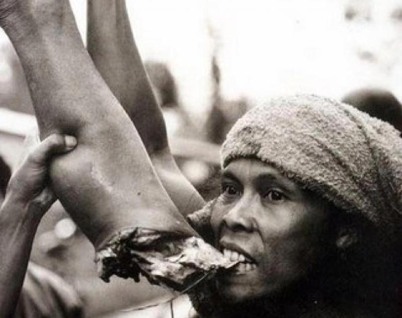 آكلى لحوم البشر