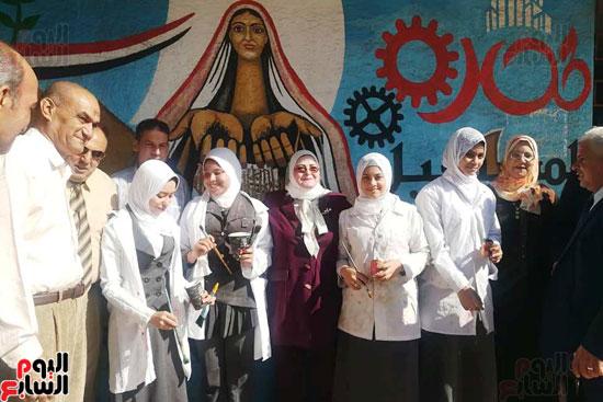 المدارس الصناعية بنات بكفر الشيخ (28)