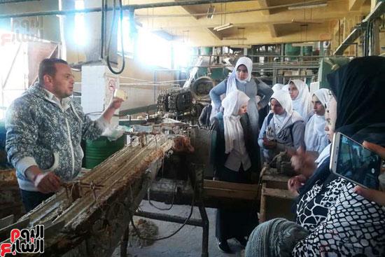 المدارس الصناعية بنات بكفر الشيخ (10)
