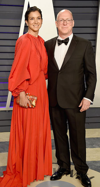 راديكا-جونز-وزوجها