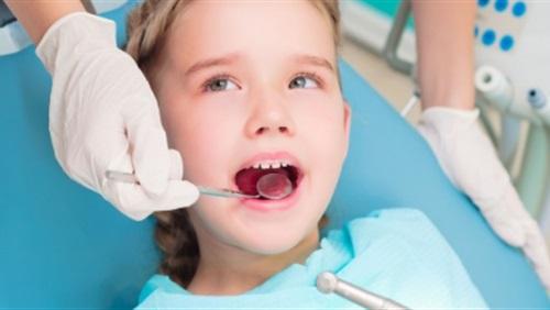 اسنان الطفل