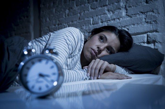 عدم النوم الكافى