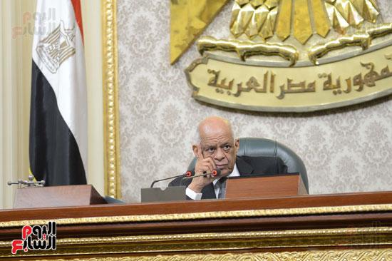 الجلسه العامة لمجلس النواب (15)