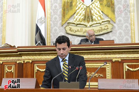 الجلسه العامة لمجلس النواب (12)