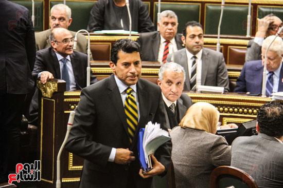 الجلسه العامة لمجلس النواب (2)