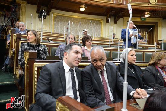 الجلسه العامة لمجلس النواب (14)