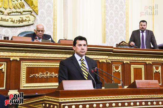 الجلسه العامة لمجلس النواب (8)