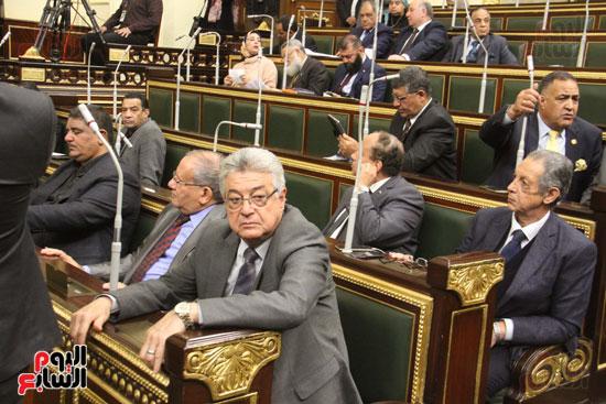 الجلسه العامة لمجلس النواب (11)