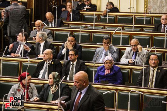 الجلسه العامة لمجلس النواب (4)