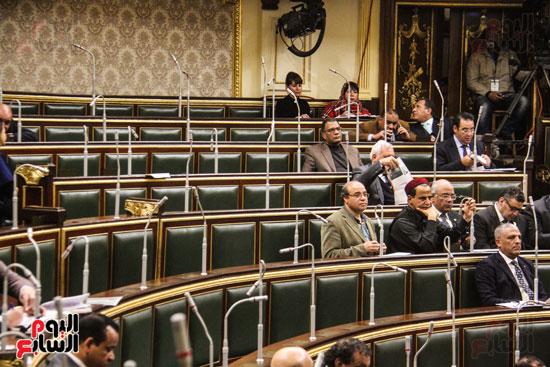 الجلسه العامة لمجلس النواب (3)