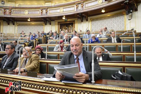 الجلسه العامة لمجلس النواب (13)