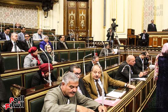 الجلسه العامة لمجلس النواب (7)