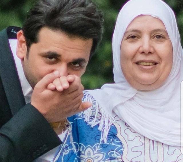 والدة-الفنان-مصطفى-خاطر