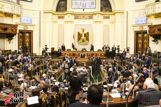 الجلسه العامة لمجلس النواب (10)