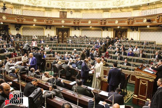 الجلسه العامة لمجلس النواب (1)