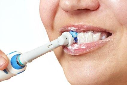 غسالة الأسنان