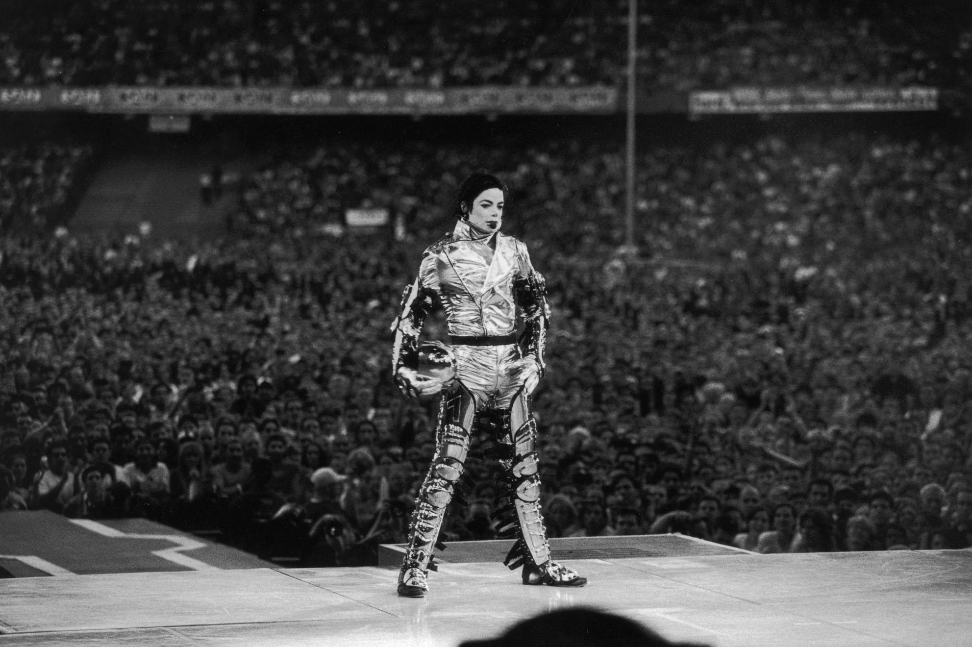 ملك البوب مايكل جاكسون