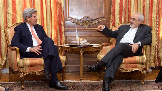 وزير خارجية ايران