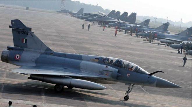 الهند فى حاجة لأسطول من المقاتلات