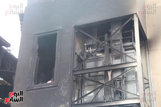 بالصور القصة الكاملة لأسباب حادث حريق محطة مصر 37542-حريق-مح�