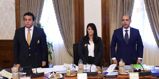 اجتماع مجلس الوزراء (7)