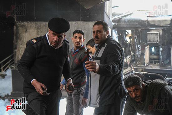 بالصور القصة الكاملة لأسباب حادث حريق محطة مصر 51386-حريق-مح�
