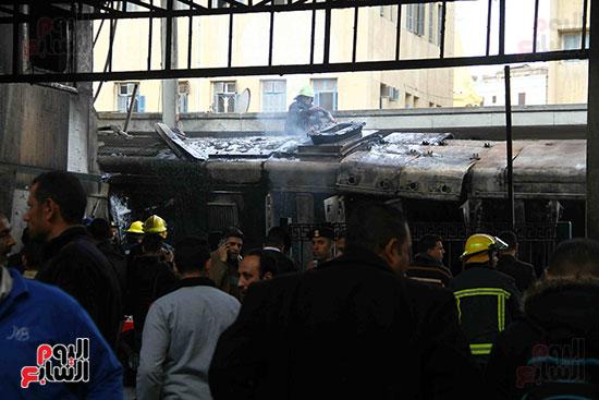 بالصور القصة الكاملة لأسباب حادث حريق محطة مصر 53509-حريق-مح�