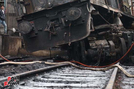 بالصور القصة الكاملة لأسباب حادث حريق محطة مصر 56268-حريق-مح�